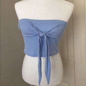 Súper cute and trendy tube with cute bow